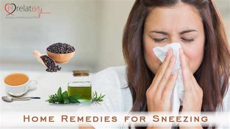 home remedies for sneezing cheenk ko rokne ke liye upay