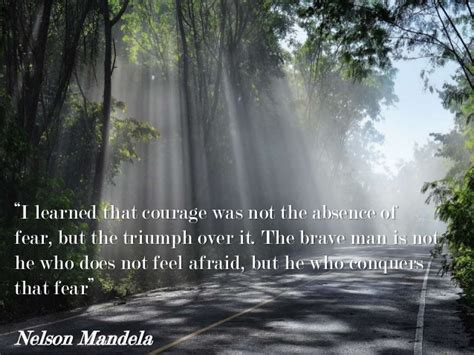 learned  courage
