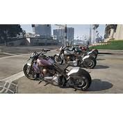 Harley Davidson Fat Boy Lo Racing Bobber  GTA5 Modscom