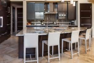 Kitchen Island Trends by 40 Kitchen Island Designs Ideas Design Trends