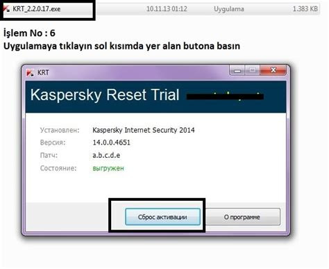 trial reset kaspersky 2015 windows 8 1 kaspersky 2014 2015 4 0 0 14 trial reset lisanslama