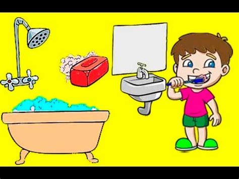 bathroom cartoon pictures bathroom bash children s animation workshop kids moral