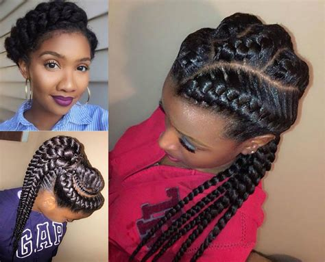 nigerian braides hairstyles amazing african goddess braids hairstyles you will adore
