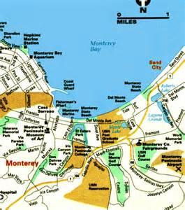 local monterey map