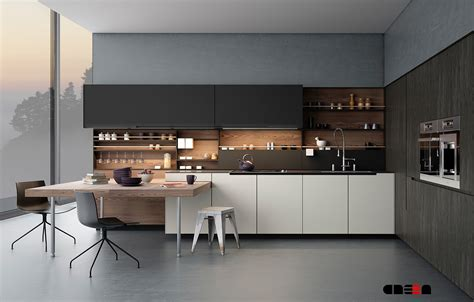 Sleek Kitchen Designs | 20 sleek kitchen designs with a beautiful simplicity