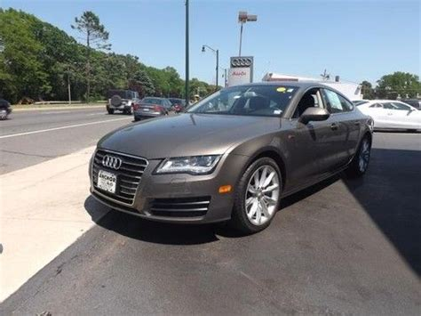 how to sell used cars 2012 audi a7 lane departure warning purchase used low mileage priced to sell audi a7 factory warranty fully loaded we finance in