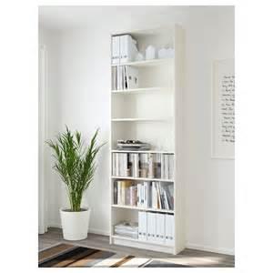 billy bookcase white 80x237x28 cm ikea