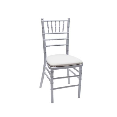 Chiavari Chair Rental by Baker Rentals White Chiavari Chair Rentals