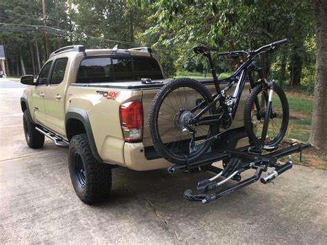 Toyota Tacoma Bike Rack Attachment by Toyota Bike Rack Tacoma Bcep2015 Nl