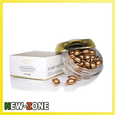 Serum Nano Gold skin care ageless anti wrinkle egf serum nourishing