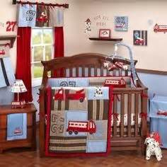 Police Baby Nursery Love Even Love The Name Will Fireman Crib Bedding
