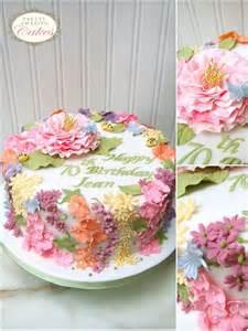 Stargazer Lily Bouquet Birthday Cakes Bristol Custom Designed Cakes