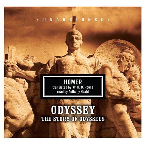 odysseus awakening odyssey one books odyssey audiobook by homer for just 5 95