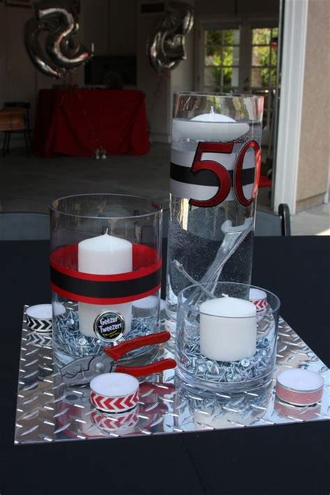 centerpieces for 50th birthday 25 best ideas about 50th birthday centerpieces on 60th birthday decorations