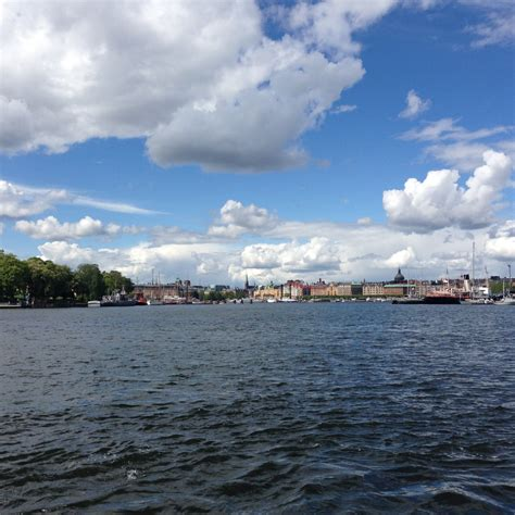 boat ride stockholm a free boat ride in stockholm stockholm on a shoestring