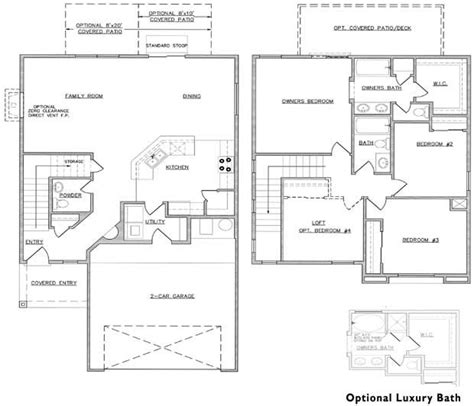 17 best images about raylee homes floor plans on