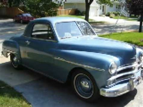 plymouth business coupe  jay leno youtube