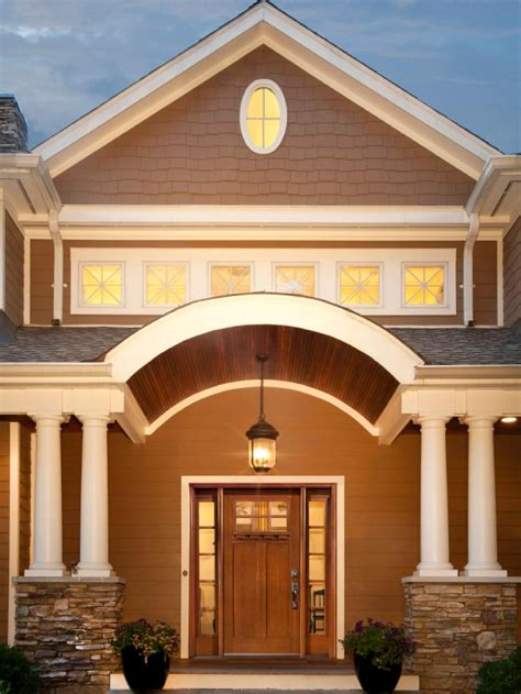 exterior entryway designs 20 stunning entryways and front door designs hgtv