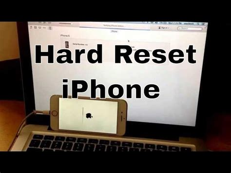 online reset iphone 5 hard reset iphone 6 5s 5c 5 4s 4 reset to factory settings