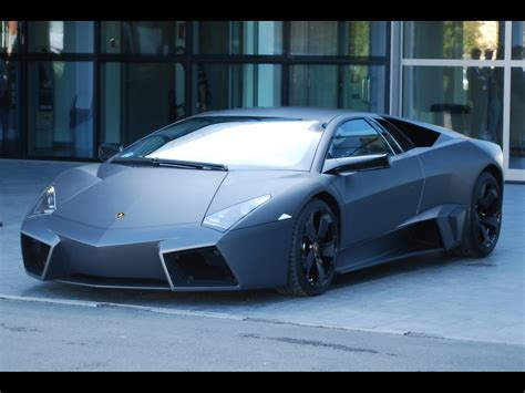 Lamborghini Reventon Pics 2009 Lamborghini Reventon Number 20 Front Angle