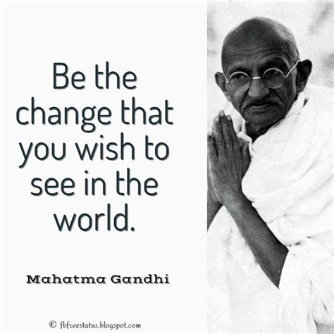 mahatma gandhi biography and quotes 62 positive thinking quotes for more inner strength change