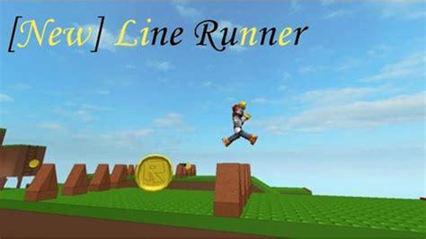runner line line runner updates soon roblox
