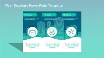 powerpoint brochure template editable flyer brochure templates slidemodel