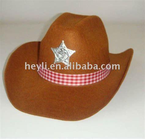 como hacer sombreros de vaqueros para ninas como hacer un sombrero de vaquero imagui