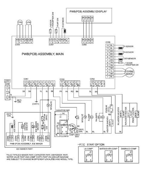 kenmore 116 series wire diagrams wiring diagrams