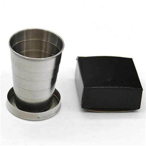 Wandlen Metall by Kopen Wholesale Metalen Inklapbare Cup Uit China