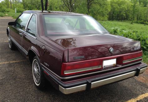 manual cars for sale 1991 buick coachbuilder parking system 1991 buick lesabre limited coupe 2 door 3 8l for sale in middleton wisconsin united states