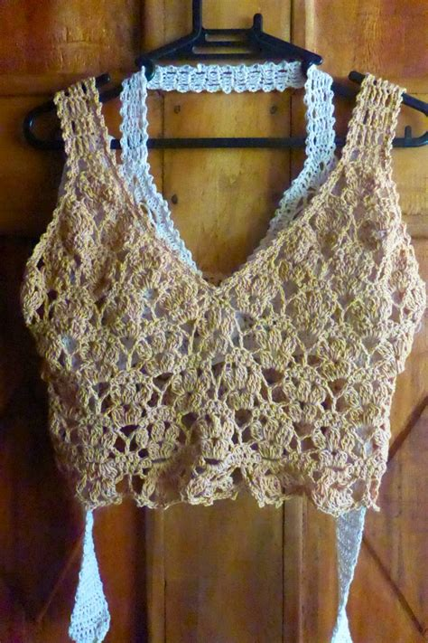 crochet diy 35 free diy crochet crop top patterns with