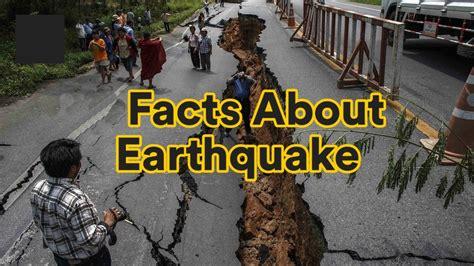 earthquake facts earthquake information earthquake earthquakes facts a1facts