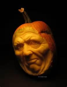 realistic pumpkin carving professional pumpkin carver