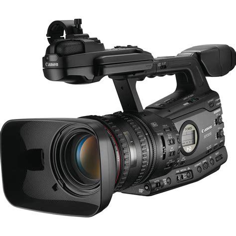 camara digital de video canon xf305 professional pal camcorder xf305e b h photo video