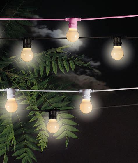 led coloured festoon party  light kit