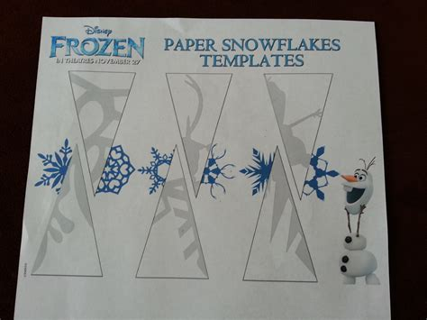 printable paper snowflake directions go adventure mom frozen paper snowflake template go