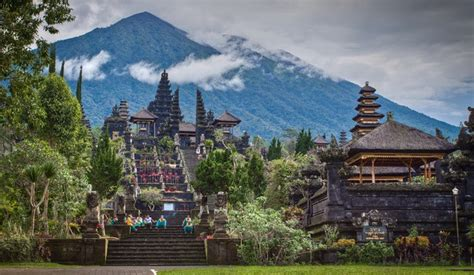 Mothers Day by Besakih Temple Interesting Place To Visit In Bali