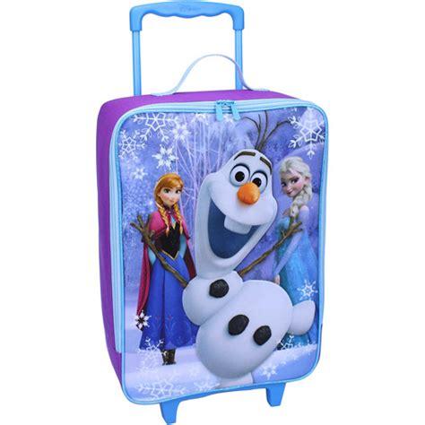 Travel Bag Kanvas Frozen And Friends disney frozen 16 quot pilot light blue purple walmart