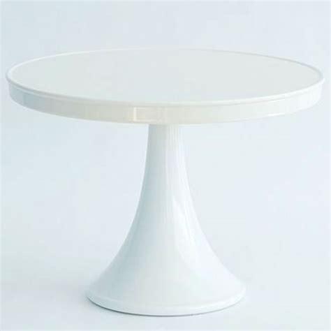 Pedestal Cupcake Stand melamine cake stand pedestal cupcake plate server wedding dessert buffet table top entertain