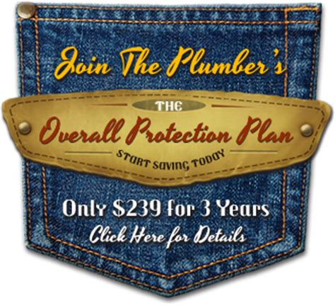 Overall Plumbing by Overall Plumbing Protection Plan