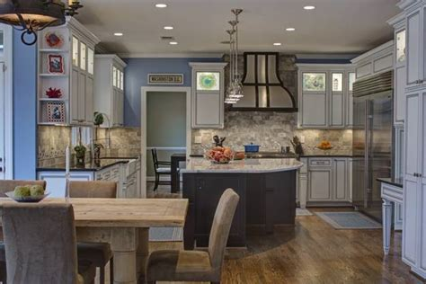 Decorating Ideas For Blue Kitchen Modern Kitchen Design And Decor Ideas By Design