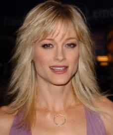 hairstyles for thin hair shoulder length gallery