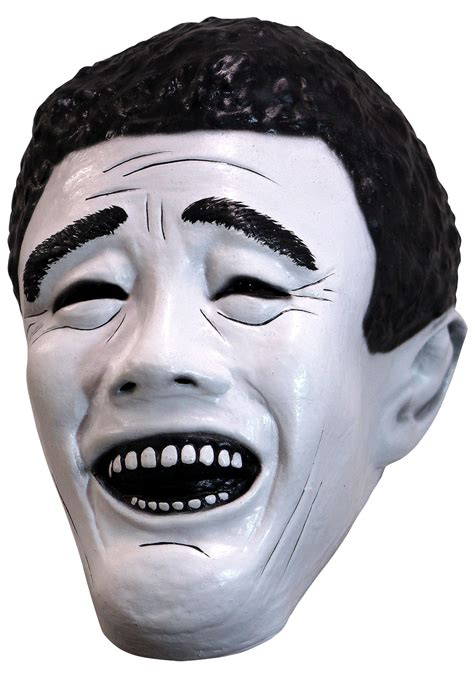 Face Mask Meme - yao ming face meme mask for adults