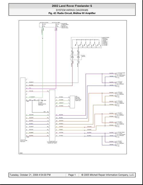 freelander wiring diagram efcaviation