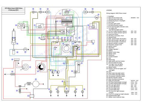 moto guzzi stornello wiring diagram moto free engine