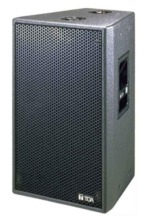 Speaker System Toa Toa Sr F09 Mobile Speaker System