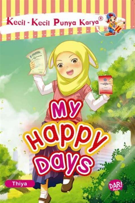 bukukita kkpk my happy days fresh stock