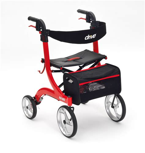 drive nitro rollator drive nitro rollator mobility solutions