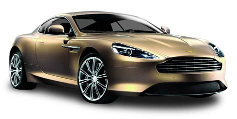 gold cars aston martin 88 gold car png image pngpix